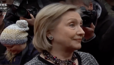 Video: Hillary Clinton STILL Blames Russia For Her Loss to Trump
