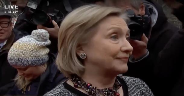 Video: Hillary Clinton STILL Blames Russia For Her Loss to Trump
