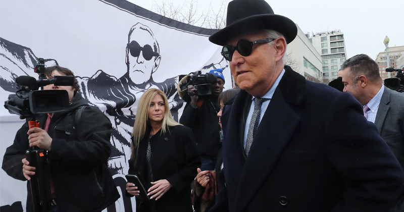 Live Shows 2/20/20: Corrupt Judge Gives Roger Stone 40 Months in Prison