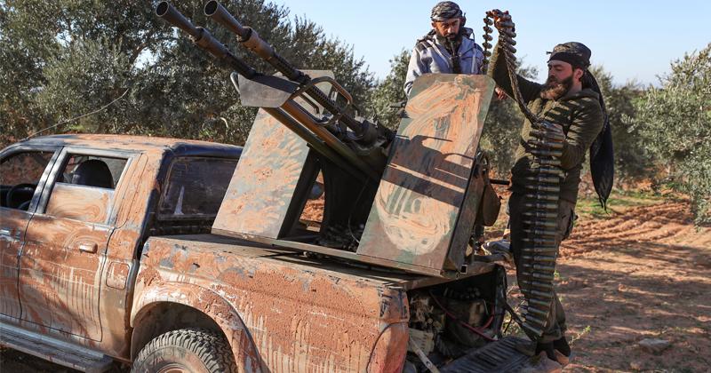 Erdogan Vows Turkey Will Not Take Step Back in Syria's Idlib