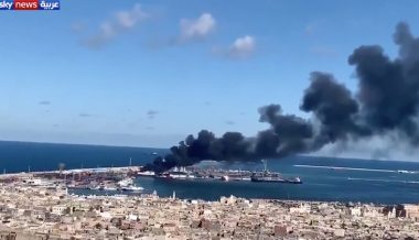 Turkey Denies Destruction of Its Vessel in Port of Tripoli