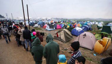 Asylum Applications Soar in Europe