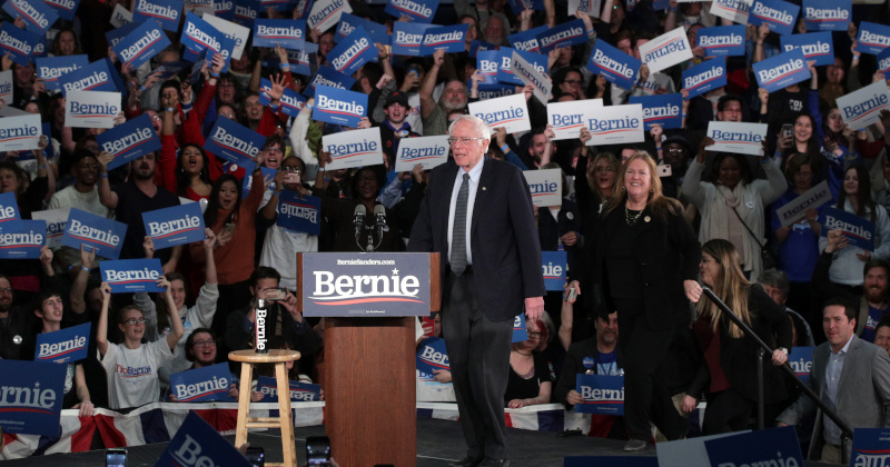 Sanders Releases Internal Iowa Caucus Numbers as Official Results Delayed