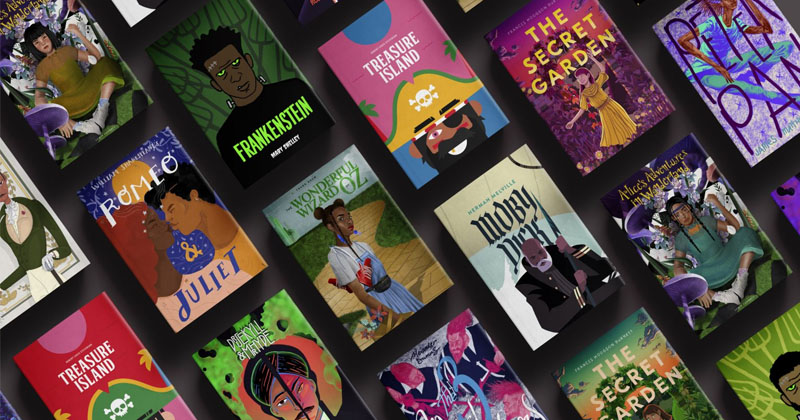 Barnes & Noble Faces Backlash For Superimposing Black Characters On Classic Novels