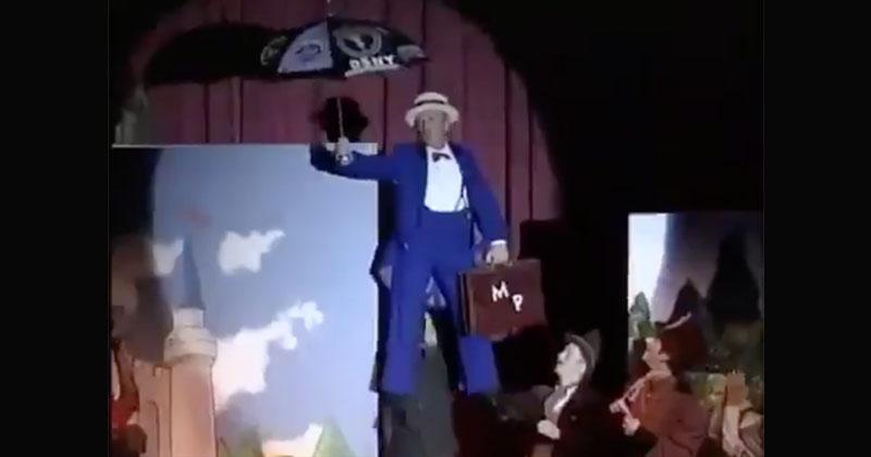 Cringe: Internet Mocks Mike Bloomberg in Bizarre Stage Play Performance