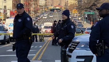 Second Shooting in Bronx: NYPD Cop Shot as Gunman Opens Fire in Precinct Hours After 'Assassination Attempt' on Patrol Car