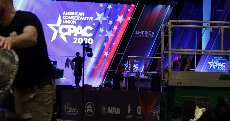 CPAC, AIPAC Both Confirm Attendees Had Coronavirus; Schlapp Shook President Trump's Hand