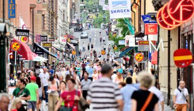 Migration Accounted For 73 Percent of Sweden's 2019 Population Growth