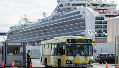 Quarantined Cruise Ship Passengers Disembark as Coronavirus Deaths Hit 2,000