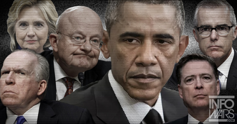 Senate Panel Approves Subpoenas For Top 41 'Spygate' Cronies -- Including Comey, Brennan, McCabe, Clapper, Rice