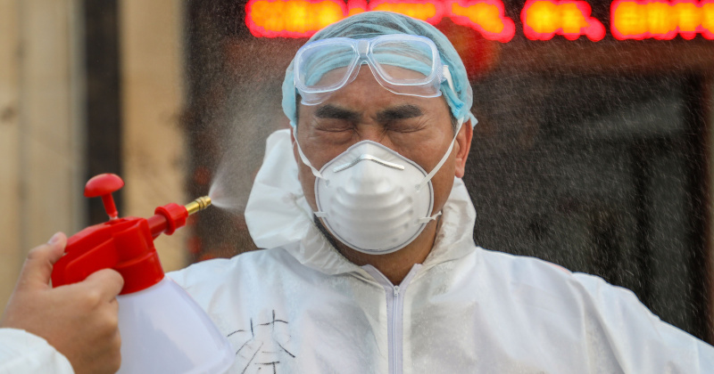 China Quarantines Four More Cities, 21 Million People