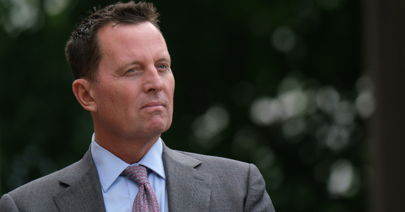 Richard Grenell Named Head of National Intelligence