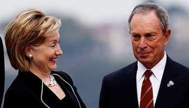 DrudgeReport: Bloomberg Considering Hillary Clinton As Running Mate
