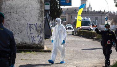 Coronavirus Cases Skyrocket in Italy