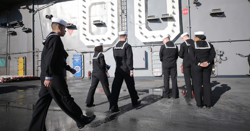Navy Quarantines All Ships Recently Docked in Pacific Ports - Report