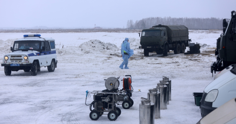 Russian Evacuees From China Soon Quarantined In Remote Siberian Region