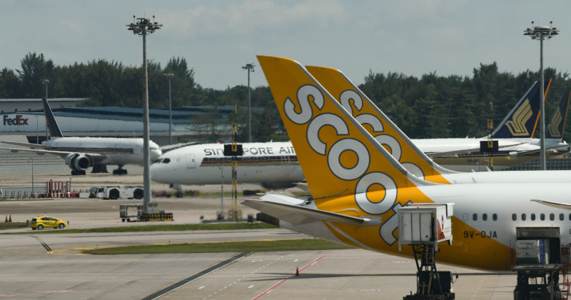 Global Air Traffic Could Fall For First Time Since 2003 Due to Coronavirus