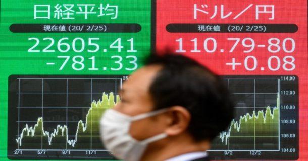 Watch Live: The Corona Effect - Global Economy Gets Sick