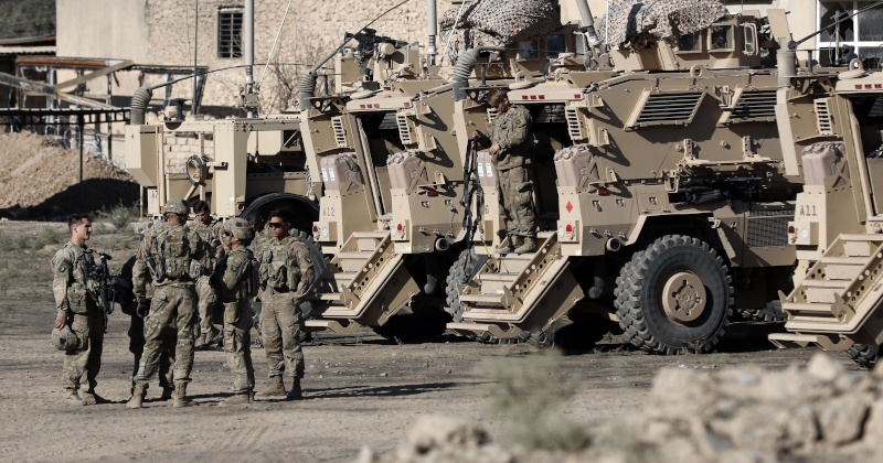 US Troops Have Already Started Leaving Iraq - Report