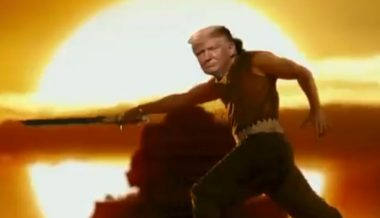 'Keep America Great' With Memes? Trump Retweets Epic Bollywood Movie Edit of His Upcoming India Trip