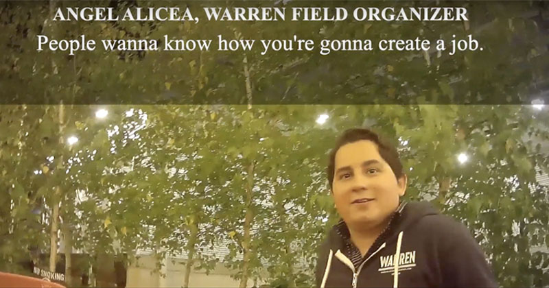 'No One Gives a F**k About a Pronoun!': Warren Staffer Blasts Campaign For Pandering To Gender Issues