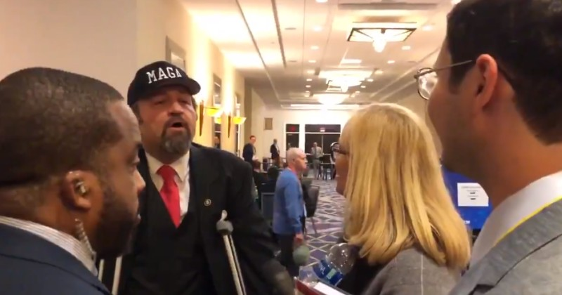 Conservative Inc.: Seb Gorka is the CPAC Thought Police