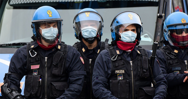 6 Killed, Dozens Wounded During Coronavirus-Inspired Prison Riot In Italy