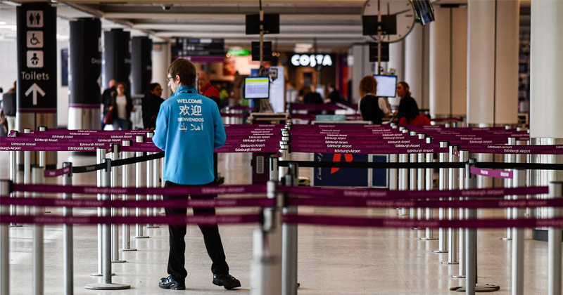 Airlines Seek $50 Billion In Government Aid Amid Covid-19 Chaos