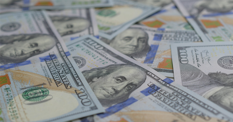 Money Supply Growth Climbs to 37-Month High