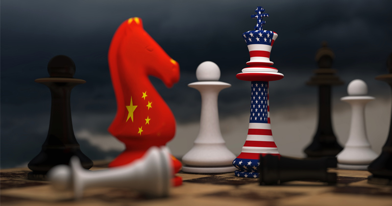 With economy imploding, US losing its superpower status to make room for Russia and China, says Max Keiser