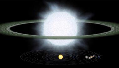 On the origin of massive stars