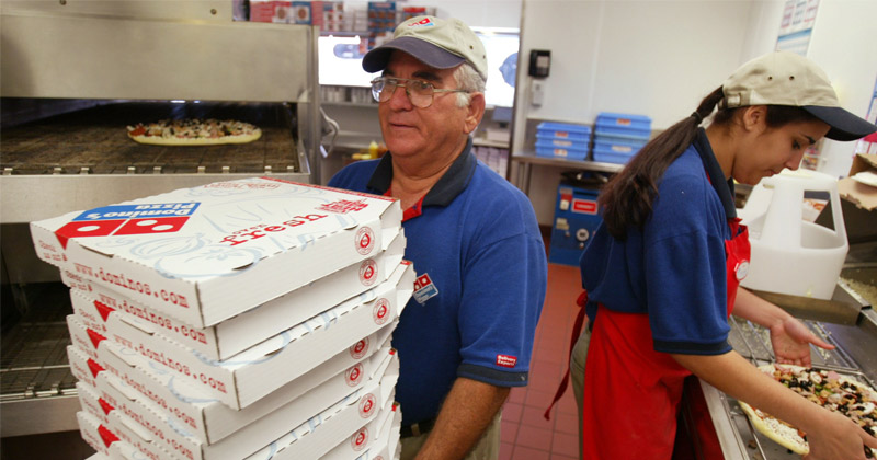 Boom: Domino's to Hire 10,000 Workers as Americans Shift to Pizza Delivery Over Coronavirus