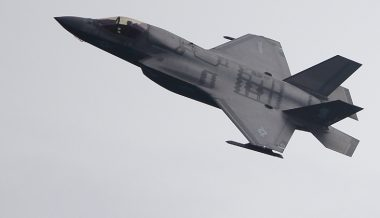 Troubled F-35 becomes latest coronavirus casualty
