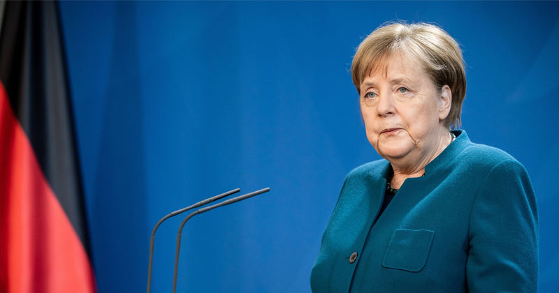 Merkel: Europe Should Brace For a Reality in Which US No longer a World Power
