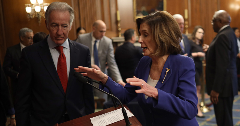 House Passes $2 Trillion COVID-19 Bill For Trump's Signature