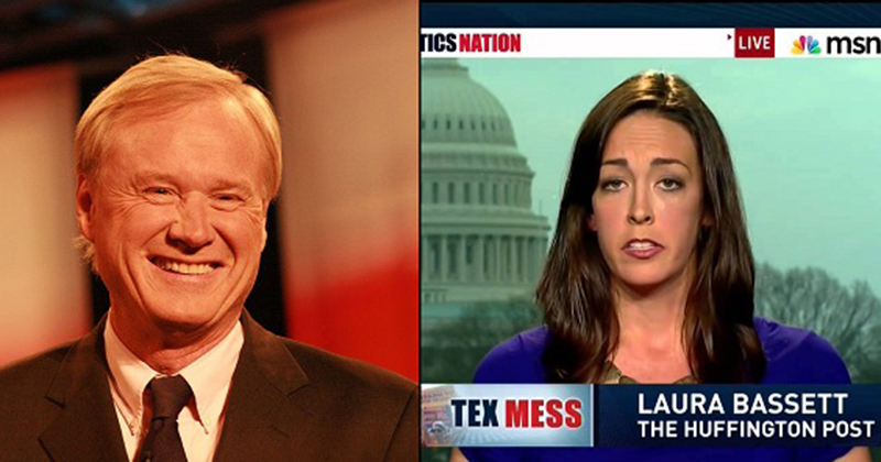 Chris Matthews Out At MSNBC After 23 Years, Allegedly 'Flirted' With Female Guest