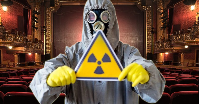 Ticket Company Tells Customers to Wear Hazmat Suits For Discounted Broadway Show