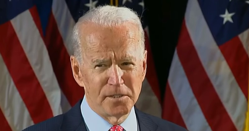 "First Point of Joe Biden's Coronavirus Action Plan is to Stop ""Racism"""