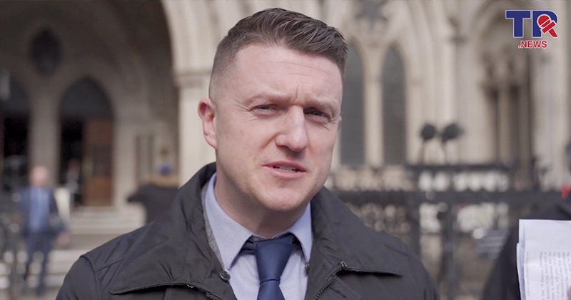 Slippery, Snidey, Snakes - The Legal Firm Behind Tommy Robinson's Latest Case