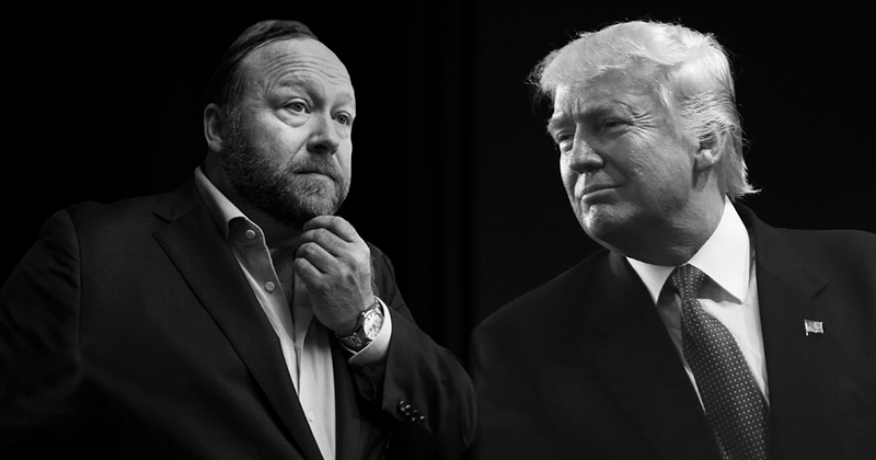 JONES VS TRUMP: Infowars Prepares To File Lawsuit If Trump Declares Martial Law/Interstate Travel Ban