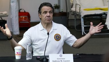 Gov. Andrew Cuomo Admits Stockpile of Thousands of Unused Ventilators