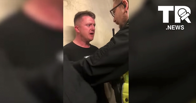 Tommy Robinson Update - Officer Overseeing Child Molestation Case Removed