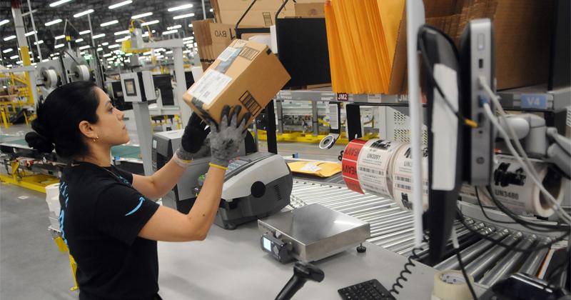Biggest Winners of Global Virus Crisis Are E-Commerce Giants