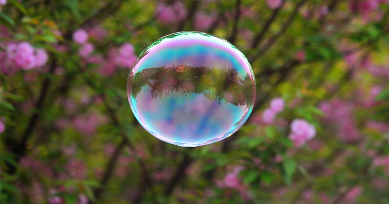 Fed Continues to Blow Air in Leaking Bubble