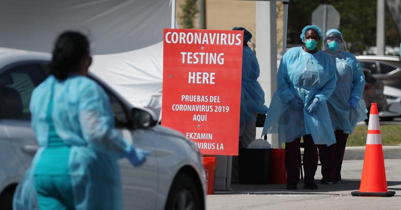 US Emergency Responders Now on Highest Alert Over Coronavirus