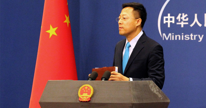 'US Army Behind Covid-19 in Wuhan': China's Foreign Ministry Levels Bombastic Charge