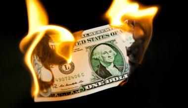 Economist Warns: Fed Destroying Dollar
