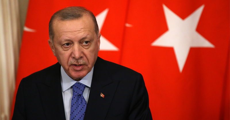 Erdogan Threatens 'Tougher' Action in Syria If Russia-Turkey Brokered Ceasefire is Breached