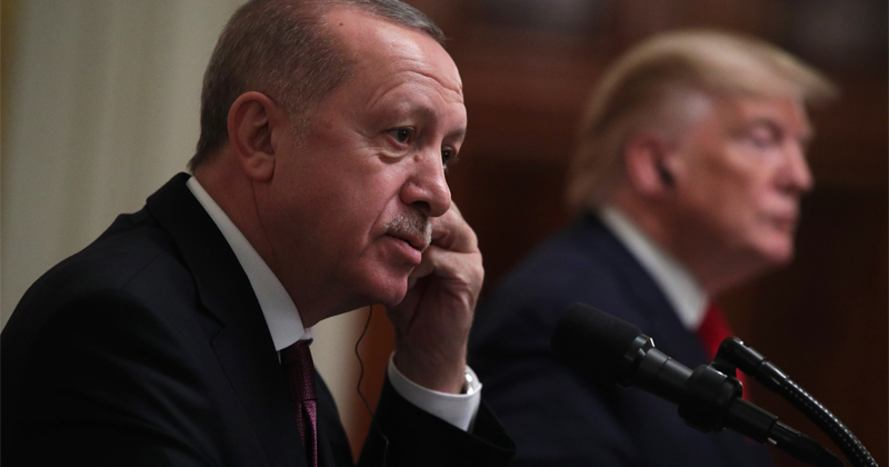 Trump, Erdogan Stress Need for Ceasefire Amid COVID-19 Pandemic