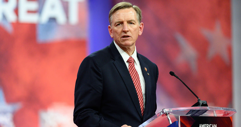 GOP Congressman Self-Quarantines After 'Sustained Contact' With Coronavirus Patient At CPAC